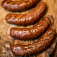 Cheshire Pork Fresh Andouille Sausage 4 oz. Links