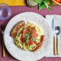 Cheshire Pork Mild Italian sausage