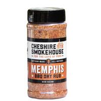 Cheshire Smokehouse Memphis BBQ Dry Rub