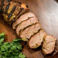 All Natural Cheshire Pork Tenderloin
