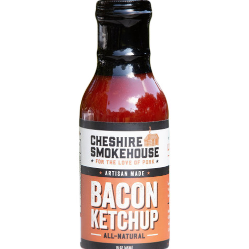 Cheshire Smokehouse Bacon Ketchup