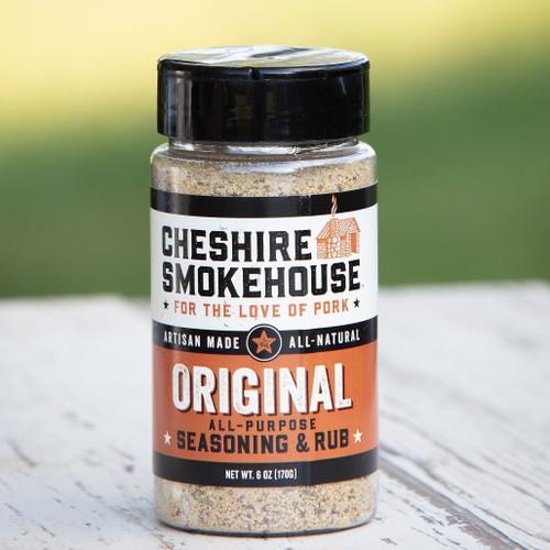 Cheshire Smokehouse Original Seasoning & Rub