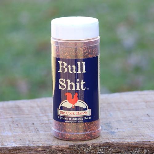Bull Shit Seasoning