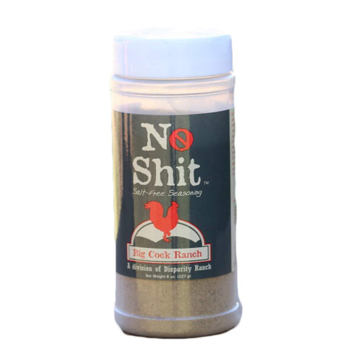 No Shit Seasoning