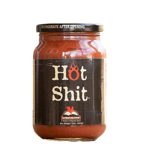 Hot Shit Salsa