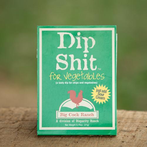 Dip Shit for Vegetables