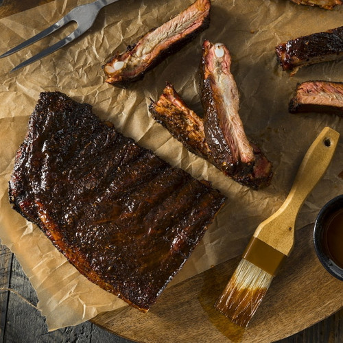 All Natural Cheshire Pork St. Louis Ribs
