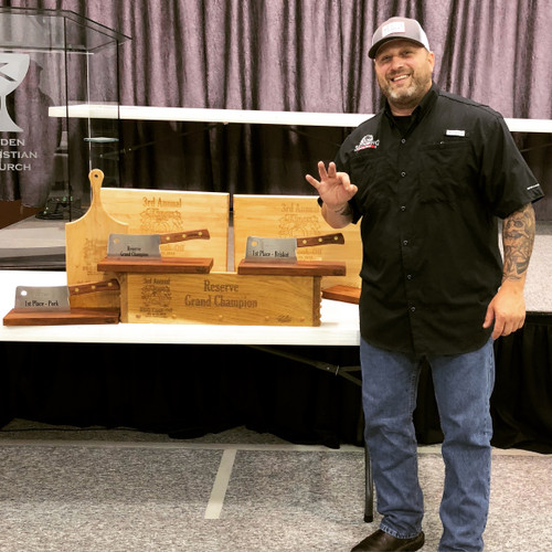 Q&A with Pit Master Mat Griner of Southern Q