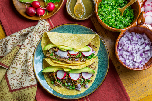 RECIPE: CHESHIRE PORK INSTANT POT TACOS