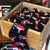 North Carolina Pig Flag Socks, Black