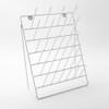 Glassware Draining Rack, Free Standing, Coated Steel