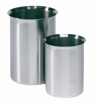 Stainless Steel Beaker, 3000ml