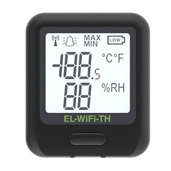 WiFi Temperature & Humidity Data Logging Sensor, EL-WIFI-TH