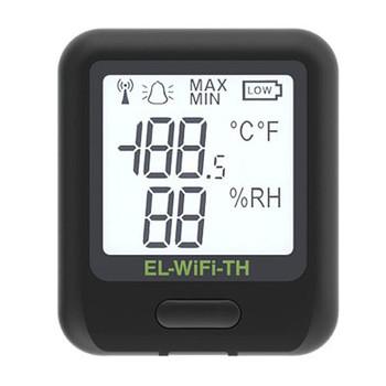 WiFi Temperature & Humidity Data Logging Sensor, EL-WIFI-TH