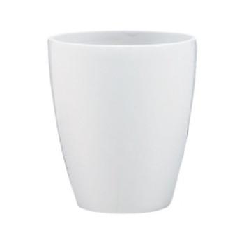 Alumina Crucible, High Purity Conical Shape, Max 1800 Degrees, 25ml