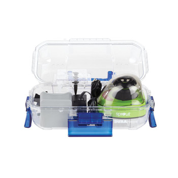 Portable Micro Centrifuge Kit (6 Place Microfuge, 6000 Rpm)