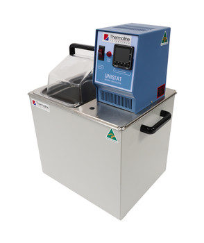 Digital Heated Laboratory Water Bath with Circulator, 12 Litres Capacity