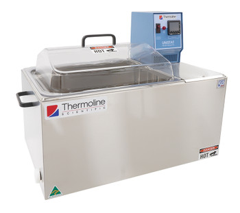 Digital Heated Laboratory Water Bath with Circulator, 24 Litres Capacity