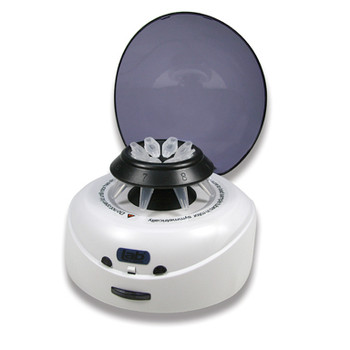 Micro High Speed Centrifuge with Micro Rotors,  7000 RPM Max