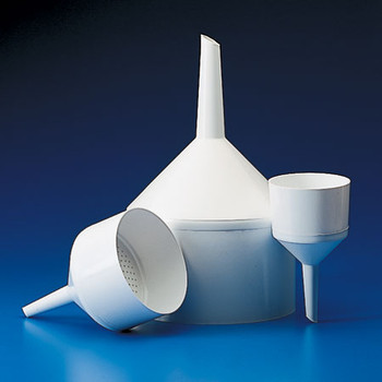 90mm Buchner Funnel, Polypropylene, 390ml Capacity