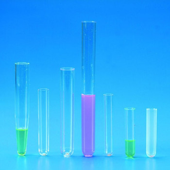 Test Tubes, Polypropylene, 12x55mm (Pack of 1000)