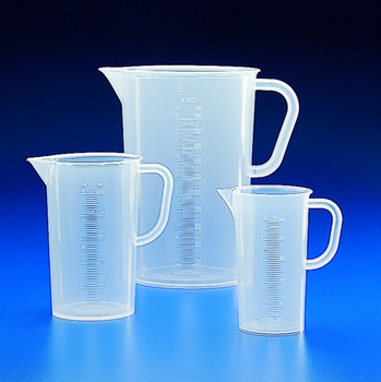 Measuring Jugs, tall form, 250ml