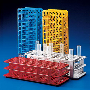 Universal Test Tube Rack, 16mm holes (15ml tubes)