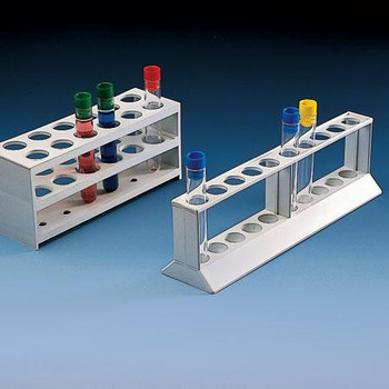 Test Tube Rack, Twelve Position, 20mm holes