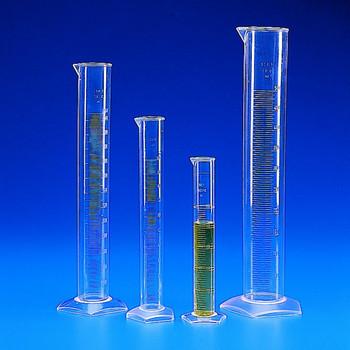 TPX Measuring Cylinder, Tall Form, 10ml