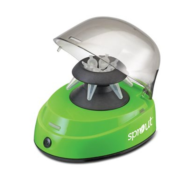 Sprout® Mini Centrifuge Pack, 6 Place, 6000 Rpm (Includes Tubes and Tube Rack)