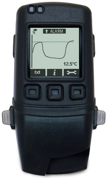Dual Channel Thermocouple Data Logger with Graphic Screen, EL-GFX-DTC