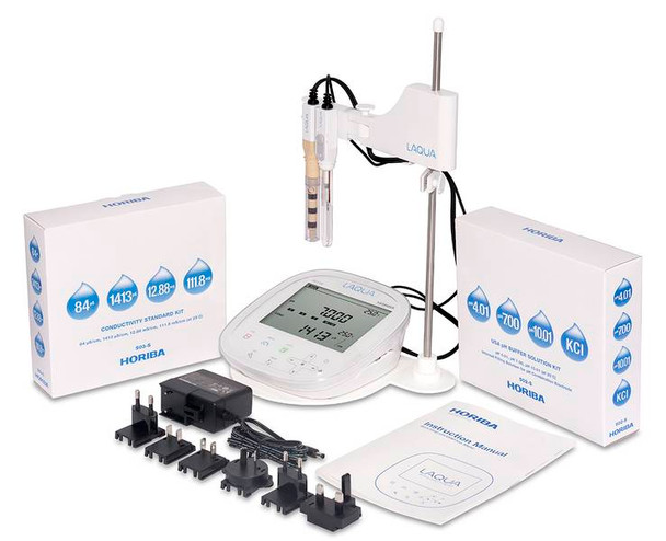 Benchtop Multi-Parameter Meter, LAQUA, 1000 Series