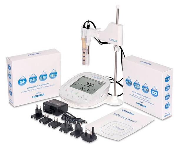 Benchtop Multi-Parameter Meter, LAQUA, 1000 Series Package