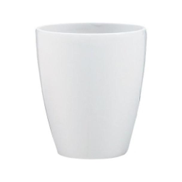 Alumina Crucible, High Purity Conical Shape, Max 1800 Degrees, 100ml