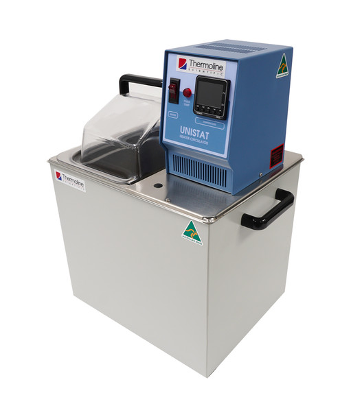 Digital Heated Laboratory Water Bath with Circulator, 12 Litres Capacity