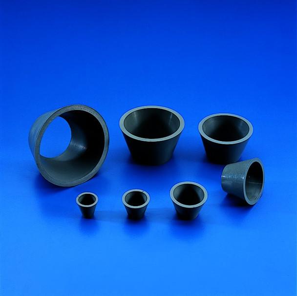 Buchner Funnel Adaptor for Buchner Flasks (Select Your Size)