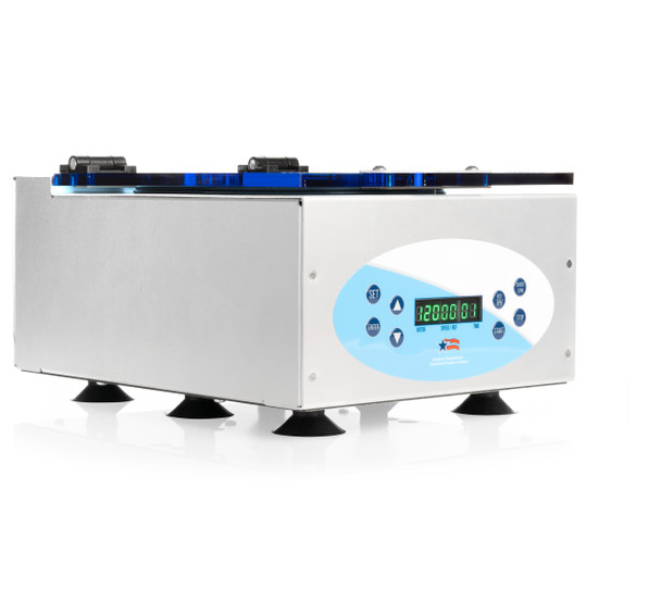 MX12 VET Centrifuge with 24 Place Capillary Tube Rotor for 75mm Capillary Tubes, 12,000rpm