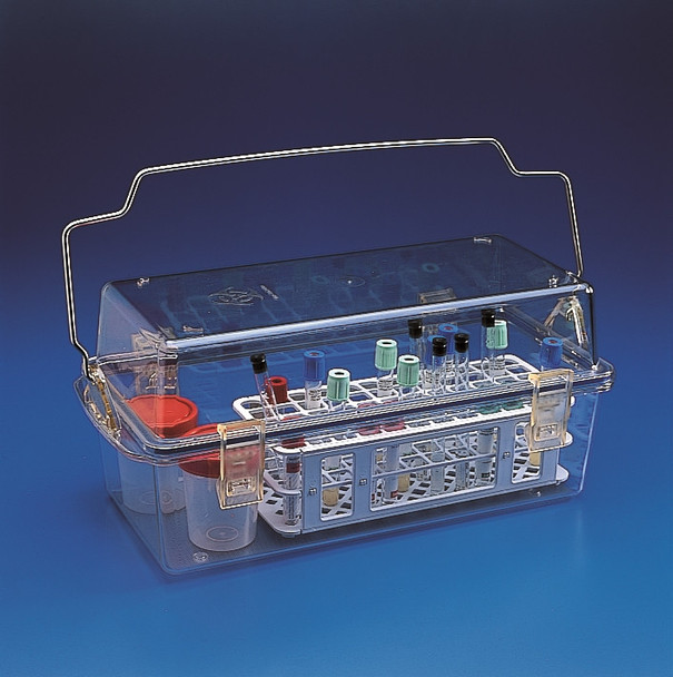 KARTELL Clinical Safety Transport Box, 4.5 Litres