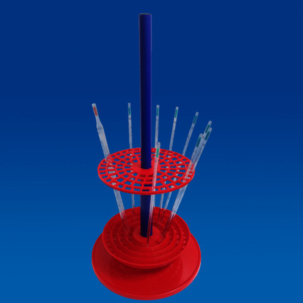 Pipette Stand, Vertical, 94 Pipette Holder
