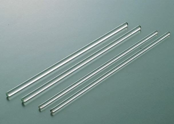 Glass Stirring Rod, 10 mm x 450 mm length (Pack of 2)