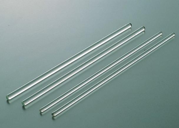 Glass Stirring Rod, 10 mm x 450 mm length (Pack of 2)