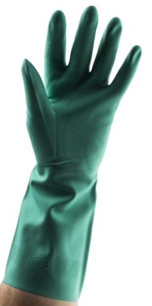 Nitrile Chemguard Chemical Safety Gloves, Size XXL