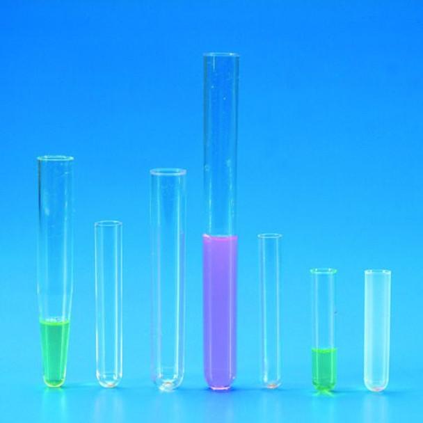 Test Tubes, Polypropylene, 12x55mm (Pack of 1000)