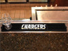 """NFL - San Diego Chargers Drink Mat 3.25""""x24"""""""