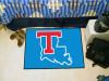 "Louisiana Tech Starter Rug 19""x30"""