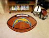 "NFL - San Diego Chargers Football Rug 20.5""x32.5"""