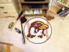 """Quincy Baseball Mat 27"""" diameter"""