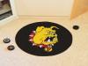 """Ferris State Puck Mat 27"""" diameter"""