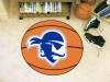 "Seton Hall Basketball Mat 27"" diameter"