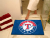 "MLB - Texas Rangers All-Star Mat 33.75""x42.5"""